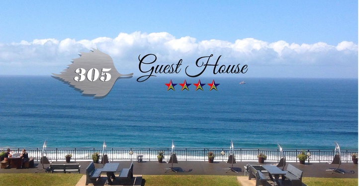 special,promotion,accommodation, guesthouse, 305 guesthouse, reputable, accredited, luxury, amanzimtoti, bed and breakfast, durban, beauty salon, restaurant